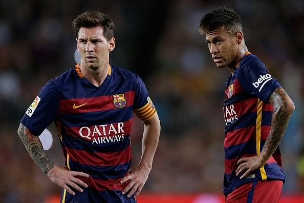 Former Barcelona president insists Lionel Messi is going nowhere while Neymar could be sold