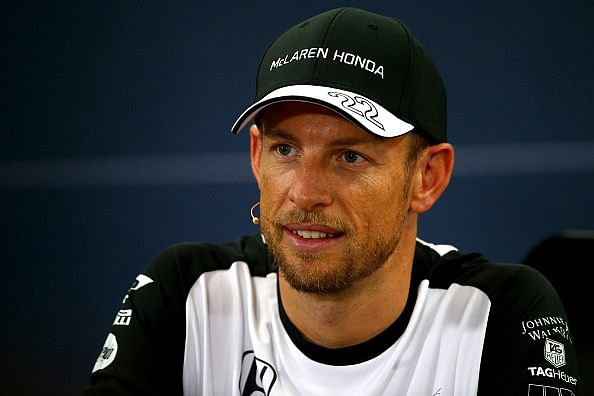 McLaren confirm Jenson Button to race for them in 2016