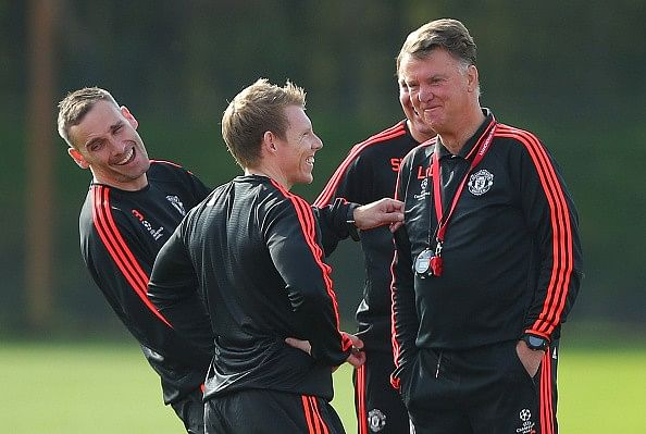 Louis van Gaal's philosophy at Manchester United finally beginning to manifest on the pitch