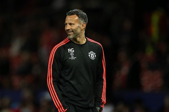 David Beckham backs Ryan Giggs to be the next Manchester United manager