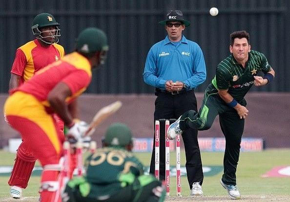 Pakistan beat Zimbabwe by 131 runs to take lead in the 3-match ODI series