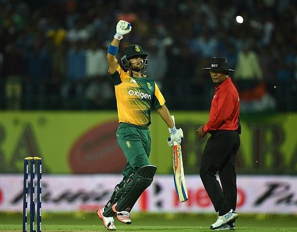Stats: India vs South Africa 1st T20I - JP Duminy steals the show in the numbers game as well