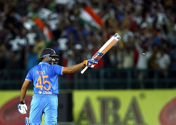 Rohit Sharma disappointed with loss but glad to start series with a century