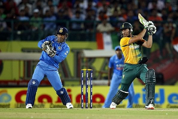 Video: AB de Villiers shares his India experience