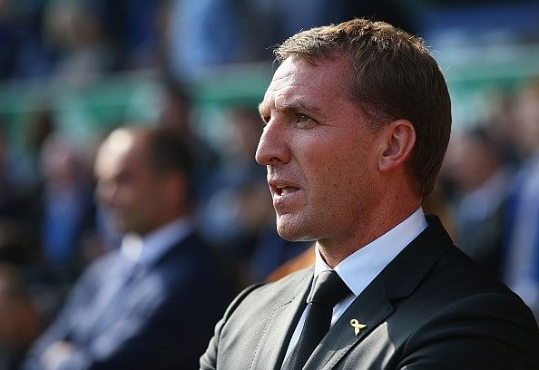 Brendan Rodgers bids farewell to Liverpool with classy message thanking club, staff and fans