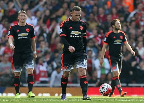 Doomed to fail: Why Van Gaal shouldn't be 'amazed' with Manchester United's debacle at the Emirates