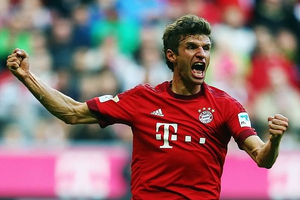 Thomas Muller admits the wages offered by Premier League clubs are tempting