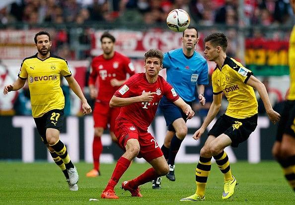 5 Talking Points from Bayern Munich vs Borussia Dortmund