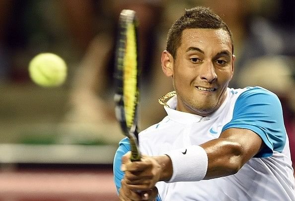 Nick Kyrgios could face four-week ban following fine at Shanghai Masters
