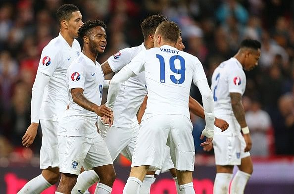 Highlights: England beat Estonia 2-0 to maintain perfect record in Euro 2016 qualifiers