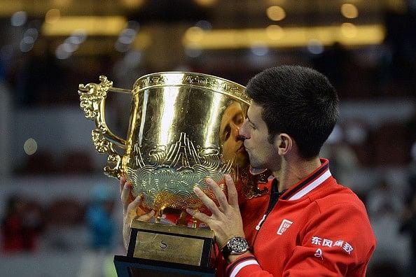 Novak Djokovic beats Rafael Nadal to take China Open title