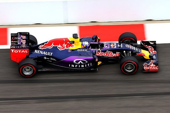Red Bull could quit F1, says Adrian Newey