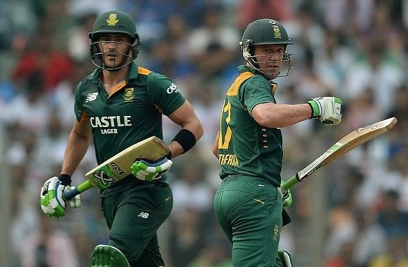 Stats: South Africa register another record-breaking total in ODIs