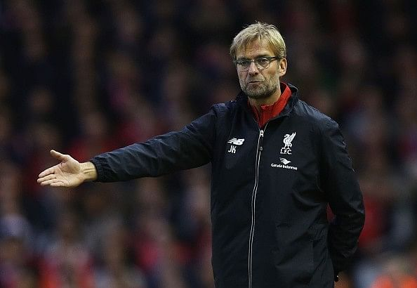 Jurgen Klopp asks Liverpool to calm down after draw against Southampton