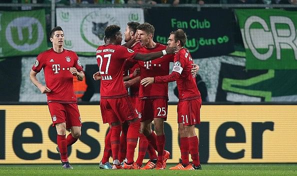 Is Bayern Munich's attack so good that they don't need a defence?