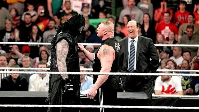 WWE Hell in a Cell 2015: 5 Possible endings for Undertaker vs. Brock Lesnar