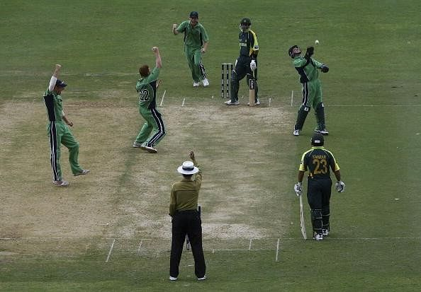 Remembering Ireland cricket team's greatest World Cup wins