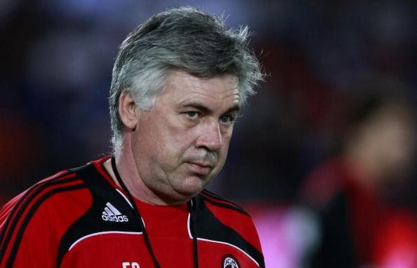 Carlo Ancelotti: Will manage only AC Milan or Roma if given chance in Serie A