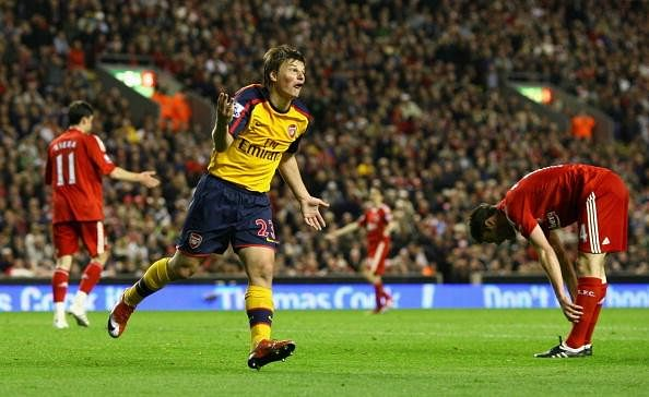 Was Andrey Arshavin really a failure at Arsenal?