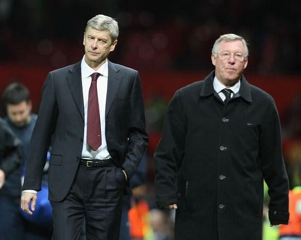 Sir Alex Ferguson says it would be difficult to replace Arsene Wenger at Arsenal