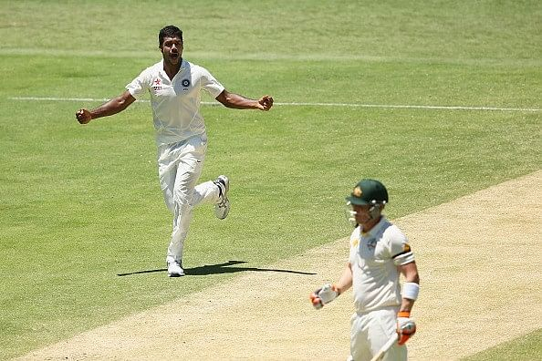 Bowling fast comes naturally to me, says Varun Aaron