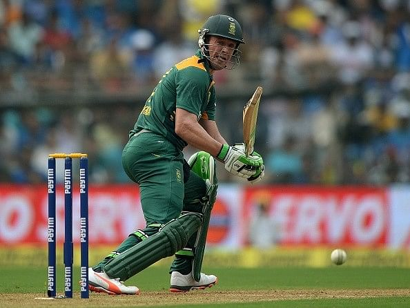 AB de Villiers believes that India missed Ashwin