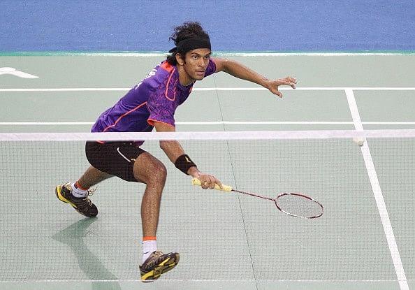 Ajay Jayaram into the second round of Dutch Open