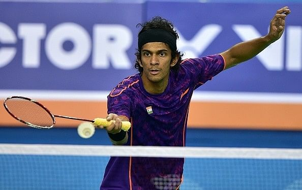 Can Ajay Jayaram continue his good run at the Denmark Open?