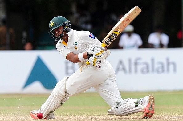 Pakistan batsman Azhar Ali ruled out of first Test against England
