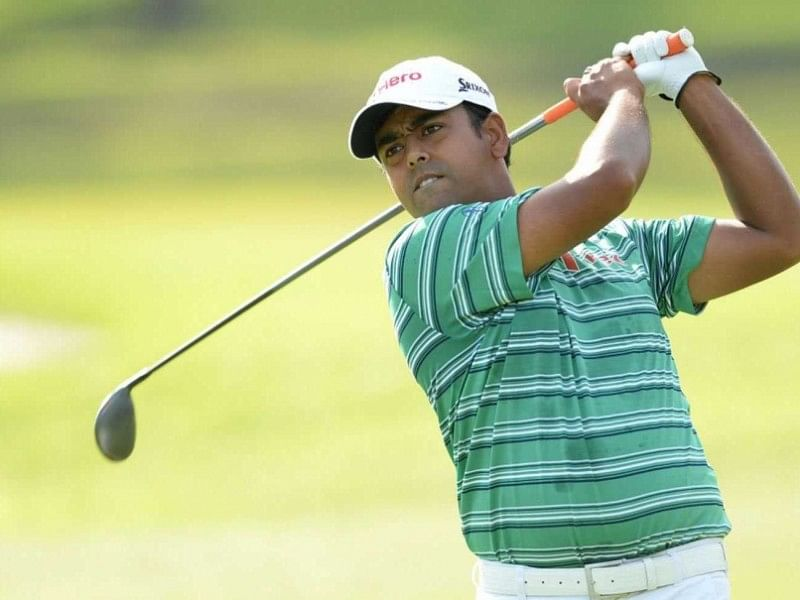 Anirban Lahiri and Adam Scott paired together in President's Cup Four-Ball