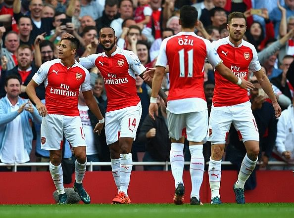 Arsenal 3-0 Manchester United: Player Ratings
