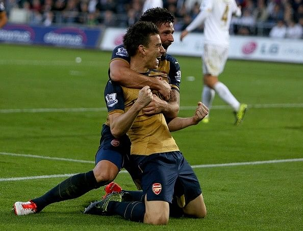 EPL Roundup: Arsenal and Manchester City win, Manchester United held at Crystal Palace