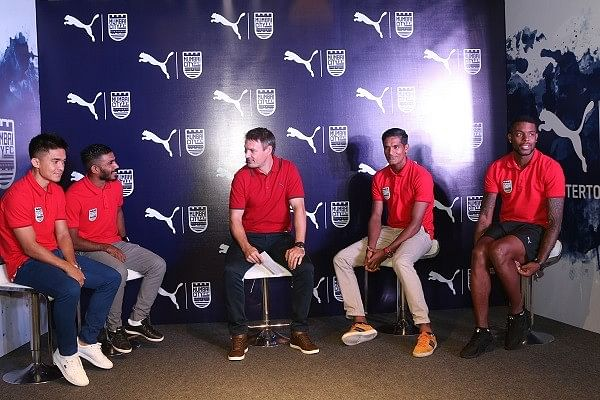 Interview: Subrata Pal opens up about the 'sweeper keeper' role and the best goalkeepers in the world