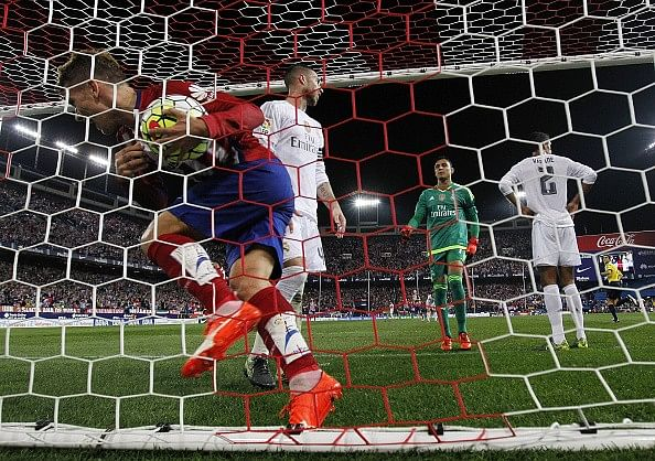 Atletico Madrid 1-1 Real Madrid: 5 talking points