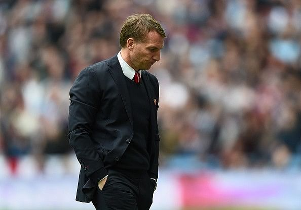Brendan Rodgers sacked by Liverpool