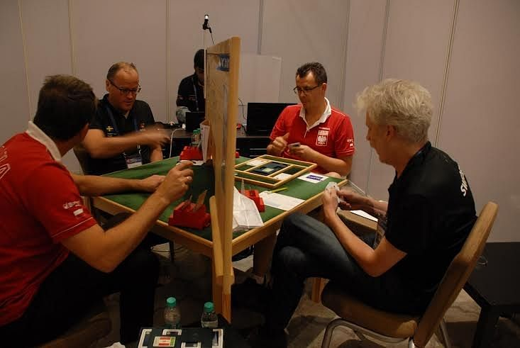 World Bridge Championships: The finals are interestingly poised between Sweden and Poland