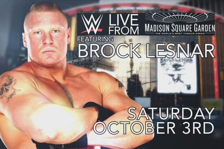 WWE MSG special live final match card, start time and more