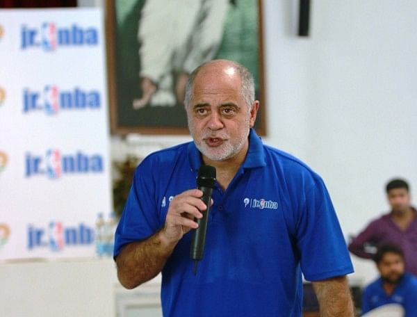 Carlos Barroca asserts basketball is here to stay in India