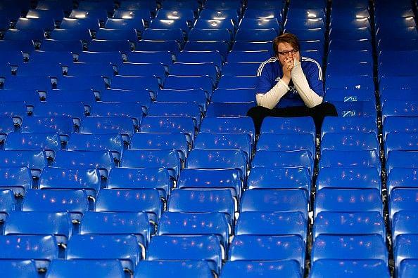 A Chelsea fan's reaction to the Blues' dismal start to the Premier League season