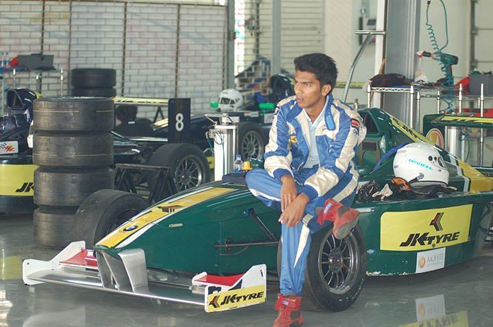 Interview with Indian karter Chittesh Mandody: