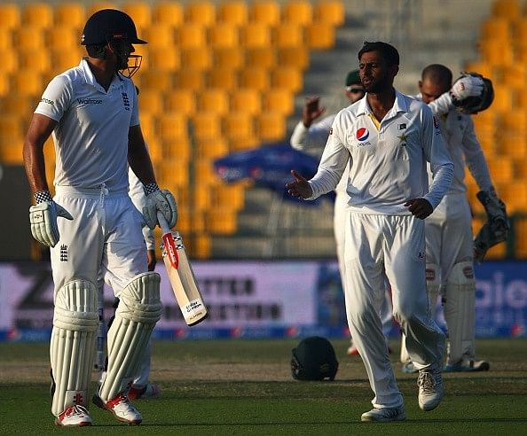 Shoaib Malik made the first score of 245 and Alastair Cook made the first 263 in Test cricket history