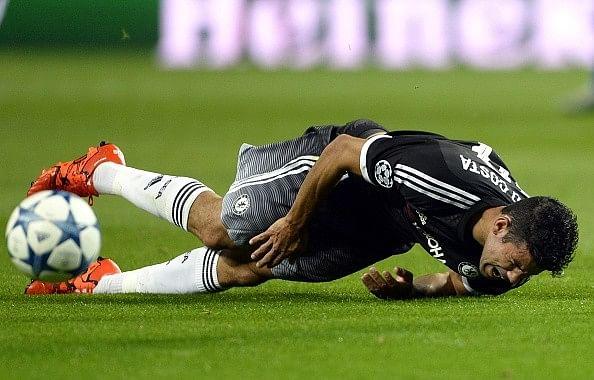 Del Bosque drops Costa from Spain squad, blasts his antics against Arsenal