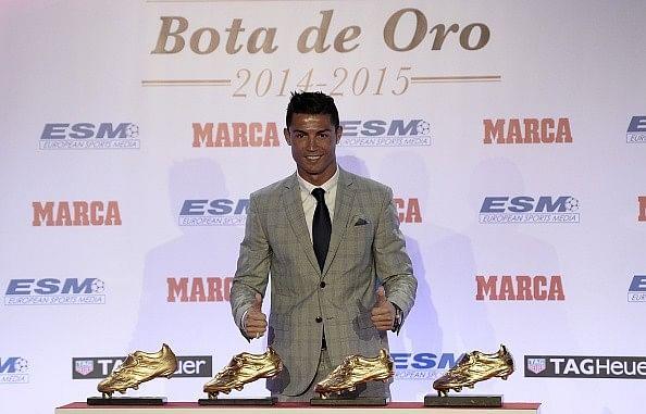 Real Madrid star Crist...