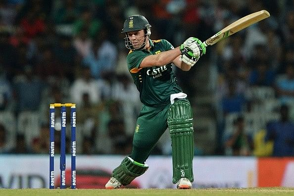 Sachin Tendulkar believes AB de Villiers is at the peak of his career