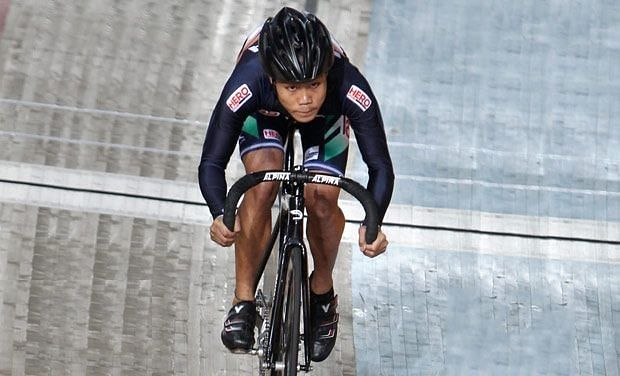 Indian cyclist Deborah wins five medals at Taiwan Cup