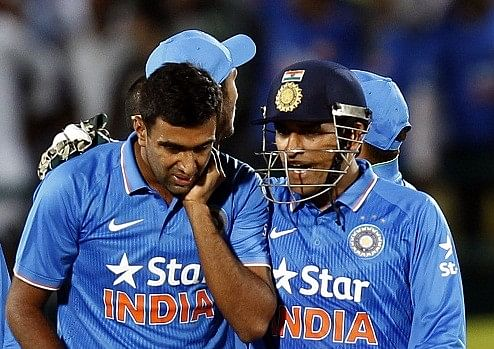 Indian Captain M S Dhoni reveals why he chose not to field Amit Mishra