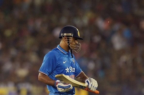 Ajit Agarkar believes selectors have to scrutinise MS Dhoni's position in the team