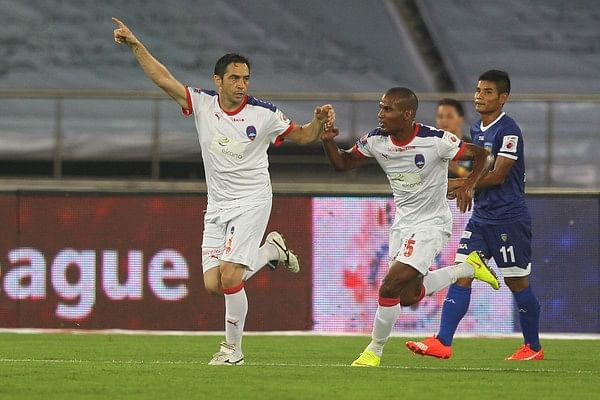 Former Club World Cup winner Chicao relishing the India experience