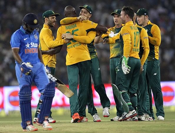 Du Plessis rates bowling performance at Cuttack as South Africa's best ever