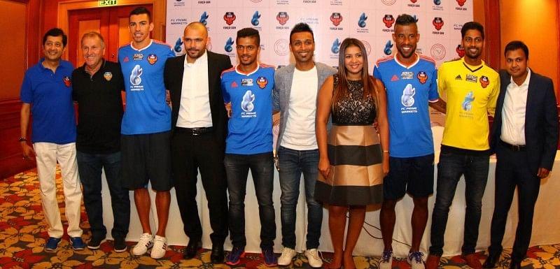 ISL 2015: FC Goa announces FC Prime Markets as its principal sponsor